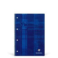 Bild Collegeblock, DIN A4, kariert, 80 Blatt