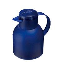 Bild Isolierkanne 'Samba', 1 Liter, blau