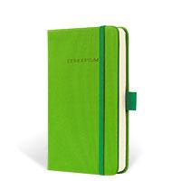 Bild Notizbuch 'Conceptum', DIN A6, kariert