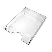 Bild Briefkorb 'Acryl', C3, glasklar
