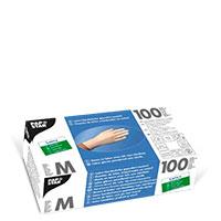 Bild Latex-Handschuhe, M, 100 St�ck