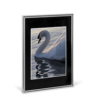 Bild Bilderrahmen, 218 x 308 mm, silber