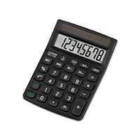 Bild Taschenrechner, schwarz