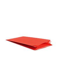 Bild Geschenktüte, Papier, 12 cm rot