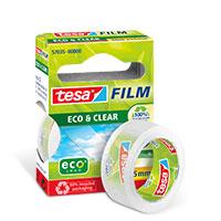 Bild Klebeband 'Eco&Clear', 15 mm, 10 m