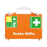 Bild Erste-Hilfe-Koffer, orange