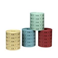 Bild Wertmarken '0,50 €', 5x 1000 Stück