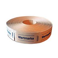 Bild Wertmarken 'Wertmarke', 5x 1000 Stück