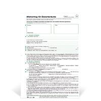 Bild Gewerberaum-Mietvertrag, DIN A4, 10 Stück