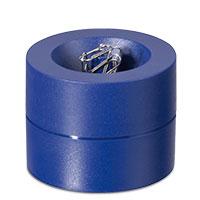Bild Magnet Büroklammer-Spender, blau