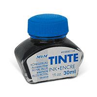 Bild Tintenfass, blau