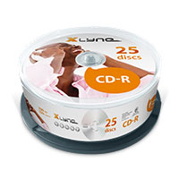 Bild CD-R Rohlinge, 700 MB, 25 St�ck