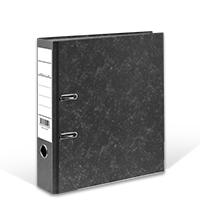 Bild Ordner, DIN A4, 8 cm breit, schwarz