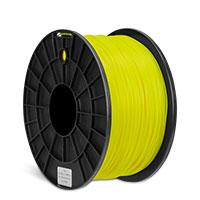 Bild PLA-Filament, 1,75 mm �, gelb, 1 kg