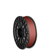 Bild TPE-Filament, 3,00 mm �, marsala