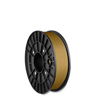 Bild ABS-Filament, 1,75 mm �, Bling Gold