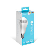 Bild LED 'Playbulb Lite', 2,5W, E27, Bluetooth