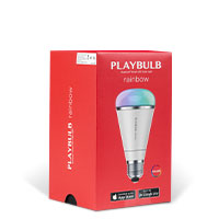 Bild LED 'Playbulb Rainbow', 5W, E27, Bluetooth