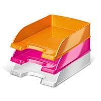 Bild Briefkorb 'Plus', C4, Metallicfarben