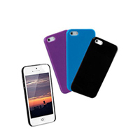 Bild Back Cover 'Set', schwarz, blau, lila