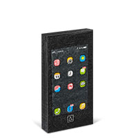 Bild Smartphone Taschent�cher, 10 St�ck