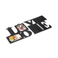 Bild Fotorahmen 'Love' f�r 4 Fotos
