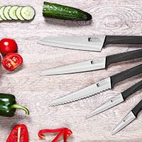 Bild Sternekoch Profi-Messerset, 5 Messer