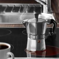 Bild Italienischer Luxus Espressokocher