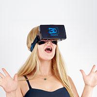 Bild Virtual Reality Brille für alle Smartphones