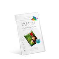 Bild Deluxe Fotocards, 180g/m�, 25 Blatt