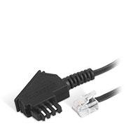 Bild TAE-F Kabel, 6 Meter