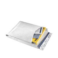 Bild Faltentasche, DIN E4, 100 Stück, weiß