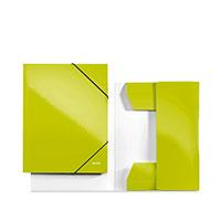 Bild Eckspannmappe 'WOW', DIN A4, grün