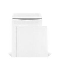 Bild Versandtasche, DIN C5, weiß, 25 Stück
