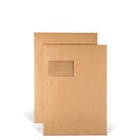 Bild Versandtasche, DIN C4, weiß, 25 Stück