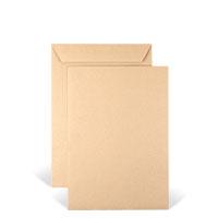 Bild Versandtasche, DIN C4, braun, 250 Stück