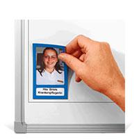 Bild Fototaschen, blau, 5 Stück