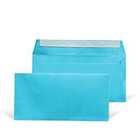Bild Briefumschläge, hellblau, 25 Stück