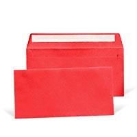 Bild Briefumschläge, rot, 25 Stück