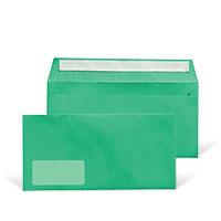 Bild Briefumschläge, grün, 25 Stück
