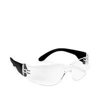 Bild Schutzbrille 'Standard', klar/schwarz