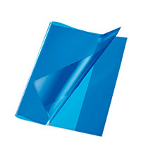 Bild Heftschoner, DIN A5, blau
