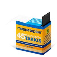 Bild Magnet-Fotoecken, 30 x 20 mm, 45 Stück