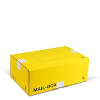 Bild Versandkarton MAIL-Box, 395x248x141mm