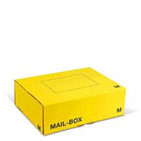 Bild Versandkarton MAIL-Box, 331x241x104mm