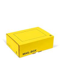 Bild Versandkarton MAIL-Box, 249x175x79mm