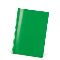 Bild Heftschoner, DIN A5, grün