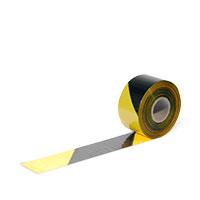 Bild Absperrband, gelb, 8 cm x 500 m