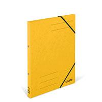 Bild Ringhefter, Colorspann-Karton, gelb