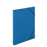 Bild Ringhefter, Colorspann-Karton, blau